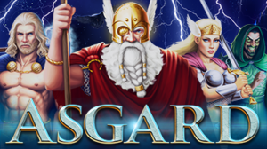 New Casino Slot Asgard Cover