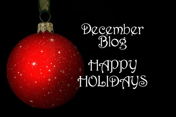 December 2017 Blog
