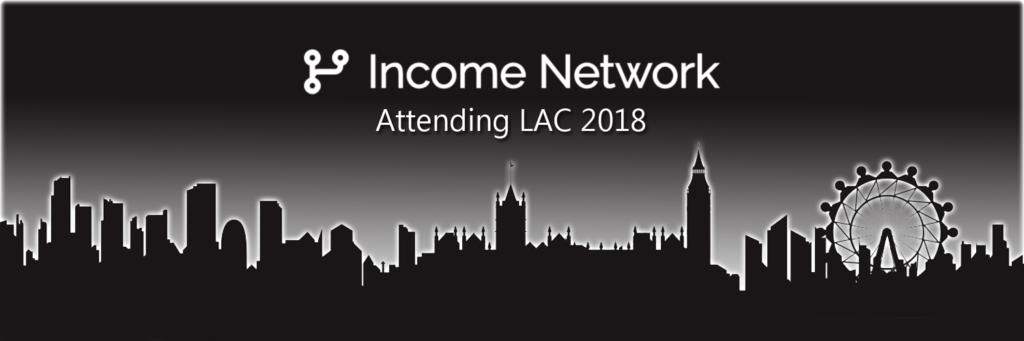 Income Network LAC2018 Casino Affilaite Conf