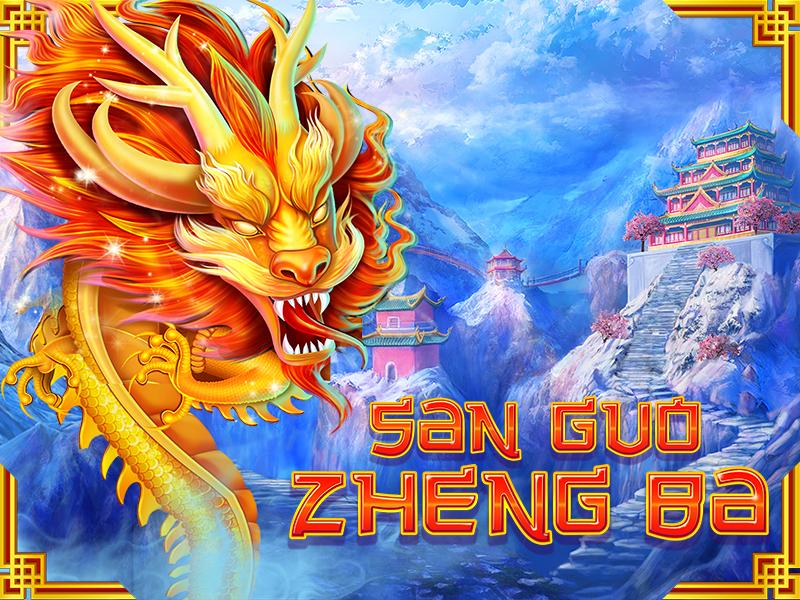 Asian Slots San Guo Zheng Ba