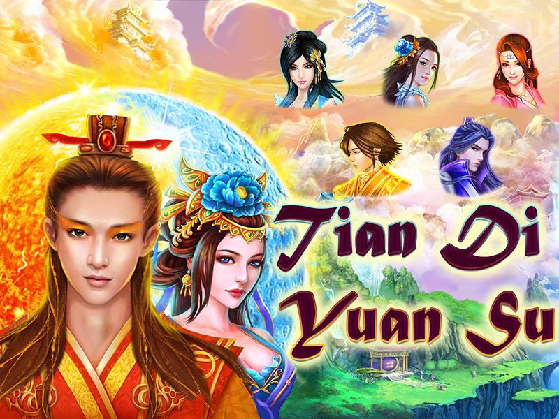 Asian Slots Tian Di Yuan Su