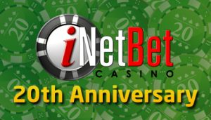 iNetBet 20th Anniversary